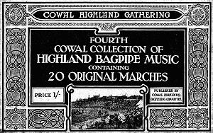Cowal book cover