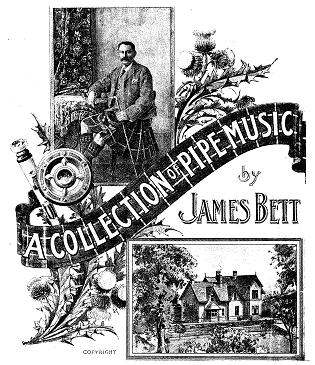 Frontpiece from Bett's Collection