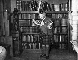 A Scottish library photo