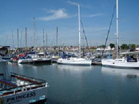Docks at Anstruther