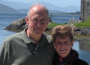 Sue and Steve Scaife
